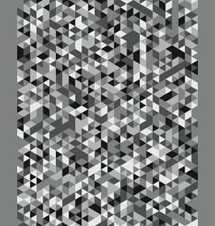 seamless triangular pattern background vector image