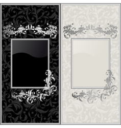 design backgrounds vector image