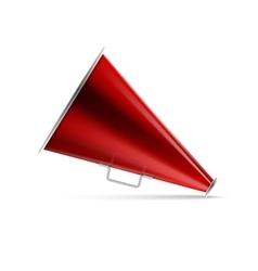 Icon megaphone speaker vector image vector image