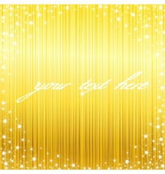 sparkly frame vector image