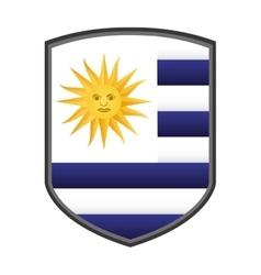 argentina emblem isolated icon vector image