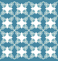 Geometrical mosaic pattern seamless texture vector