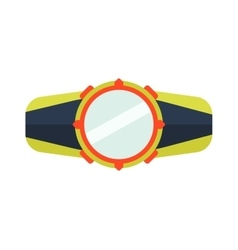 Hand watch vector image