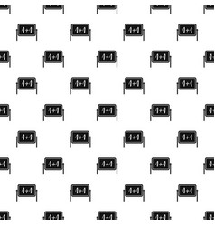 board pattern vector image