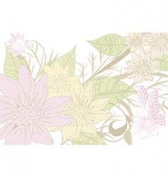 pattern pastel vector image vector image