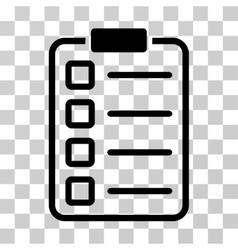 Examination Icon vector