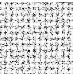 mosaic monochrome texture abstract background vector image vector image