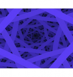 neon stripes vector image