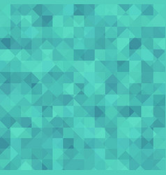 Square censor pixel in green color vector