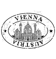 Vienna icon vector