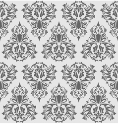 Floral background pattern vector