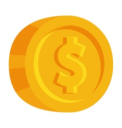 Game Coin vector image