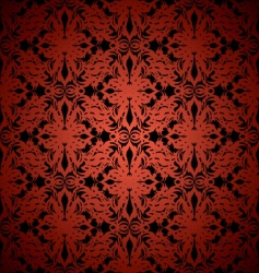 glowing wallpaper vector image vector image