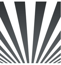 abstract simple striped art background black and vector image