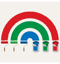 Paint vector