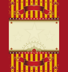 background circus vector image