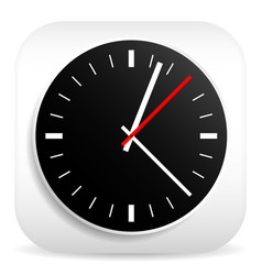 Clock for concepts related to schedule urgency or vector