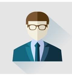User man icon vector