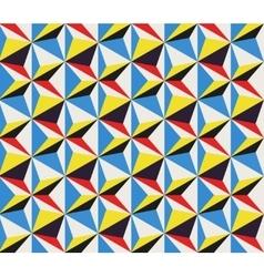 Diagonal movement seamless geometric vector