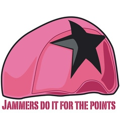 Jammers for Points vector image