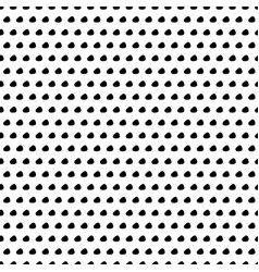 Abstract spots seamless pattern vector