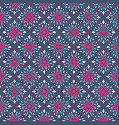 kaleidoscope of color pattern vector image
