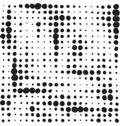 Pop Art pattern Retro Comic texture vector