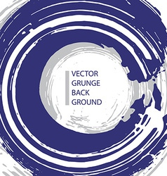 Grunge style background abstract mad vector image vector image