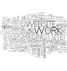 What do you wish for text word cloud concept vector