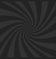 Geometric spiral background - from twisted rays vector