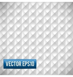 Pyramid shape background vector image vector image