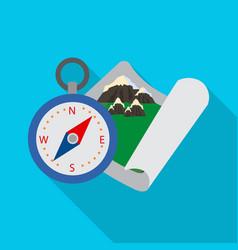 Mountaineering and peak vector