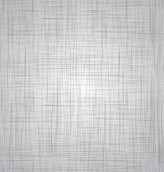 Seamless Gray Cloth Texture vector image