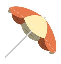 Vintage Parasol vector image