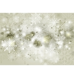 Abstract sepia christmas background vector