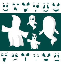 ghost kit vector image