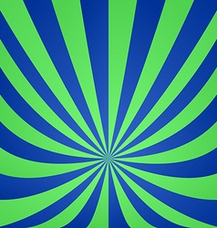 Green blue curved ray wallpaper background vector