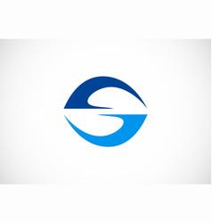 Infinity balance logo vector