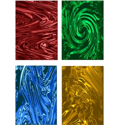 shiny texture vector image vector image