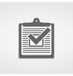 Check List Icon vector