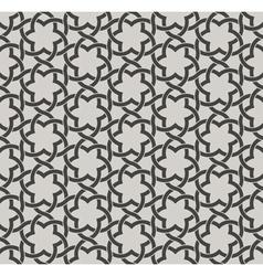 Decorative seamless islamic pattern image vector image vector image