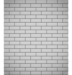 brick wall 01 vector image