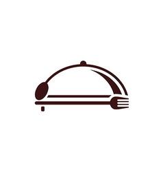 Restaurant logo vector