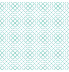 Seamless abstract floral pattern pastel blue color vector