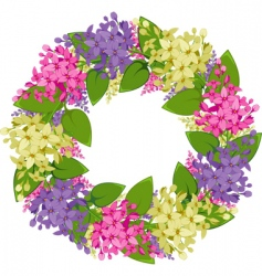 Wreath vector