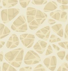 flat organic pattern vector image