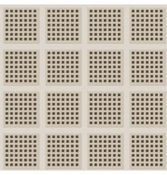Classic geometric patterns vector