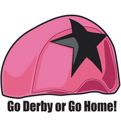 Go Derby vector