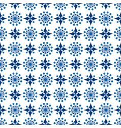 Classic Pattern Background vector image