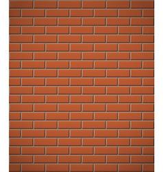 brick wall 03 vector image